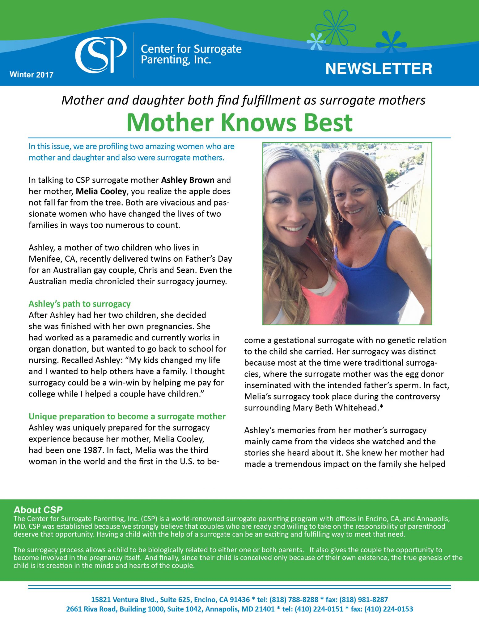 the process of surrogate parenting and its prevalent issues